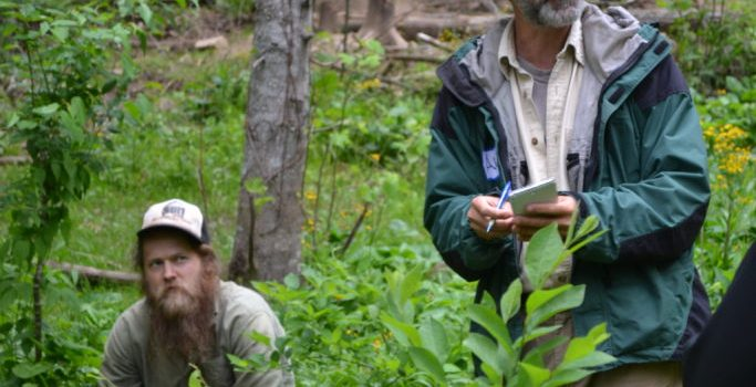 WNC CRAFT Twilight Tour – No Taste Like Home & Glorious Forest Farm – Foraging & Forest Farming